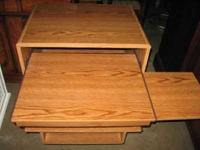 40 Small Computer Desk With 2 Pull Out For Sale In