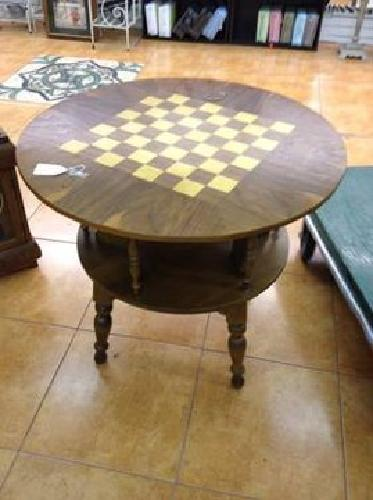 $40 Wooden Game Table