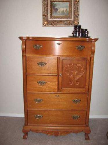 425 lexington victorian sampler door chest for sale in - Lexington victorian bedroom furniture ...