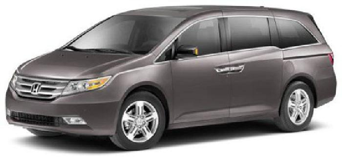 $42,360 2013 Honda Odyssey Touring