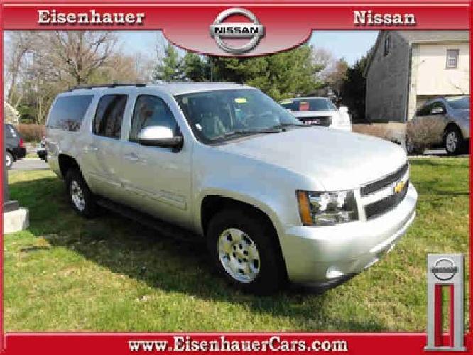 $42,775 2012 Chevrolet Suburban 1500 LT