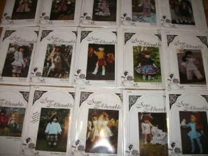 "4315 American Girl 18""Doll Clothes Sew Patterns-Adorable Pioneer"