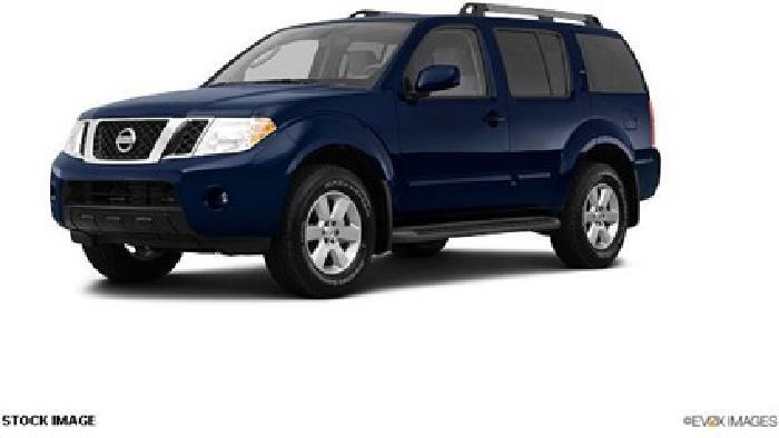 $43,570 2012 Nissan Pathfinder LE