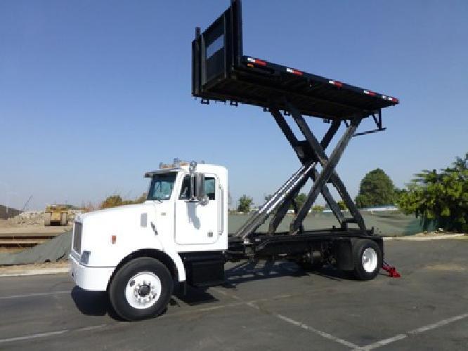 Scissor Bed Trucks For Sale