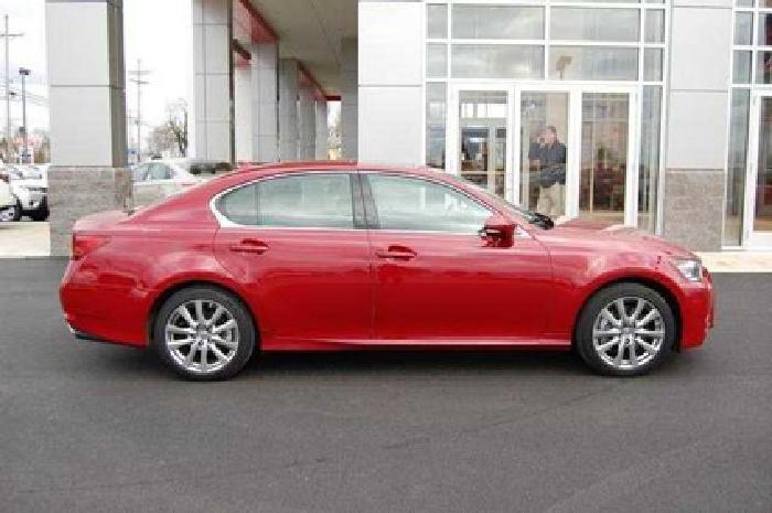$44,803 2013 Lexus GS 350 350
