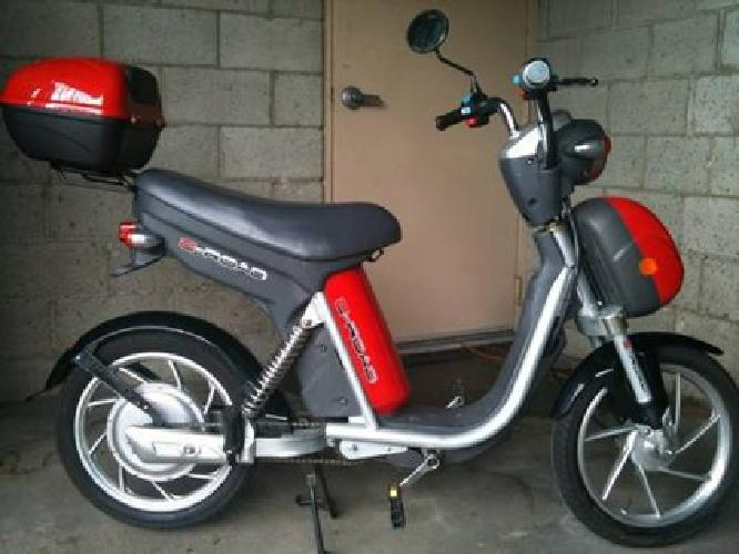 450 2009 e road electric scooter for sale in los angeles california classified. Black Bedroom Furniture Sets. Home Design Ideas