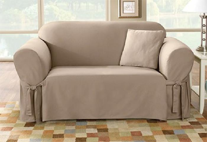 450 Broyhill Sleeper Sofa Plaid Green And Beige With