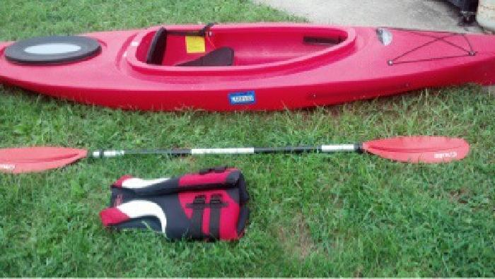 $450 Fusion kayak