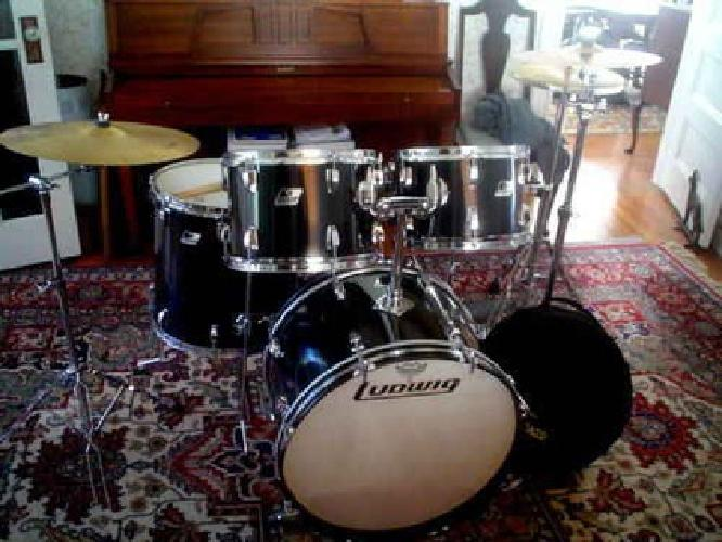 how to clean drums and cymbals