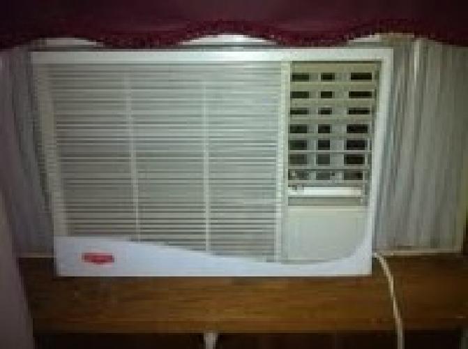 $450 OBO for sale air conditioner & citoh ci-5000 printer