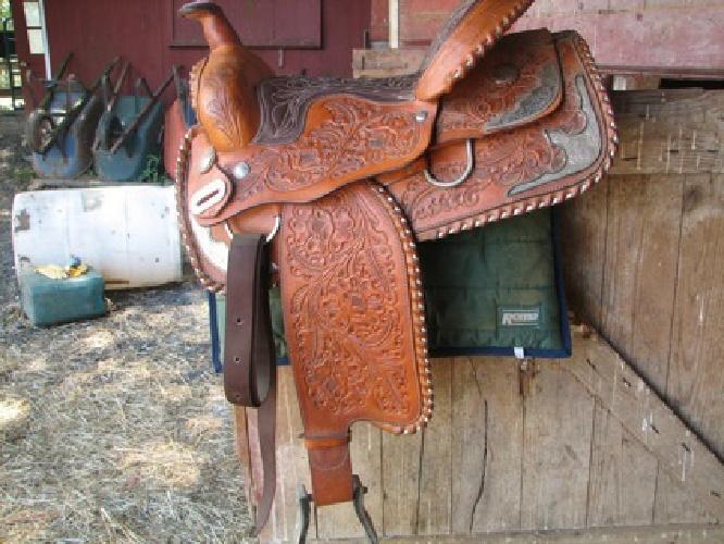 $450 Saddle