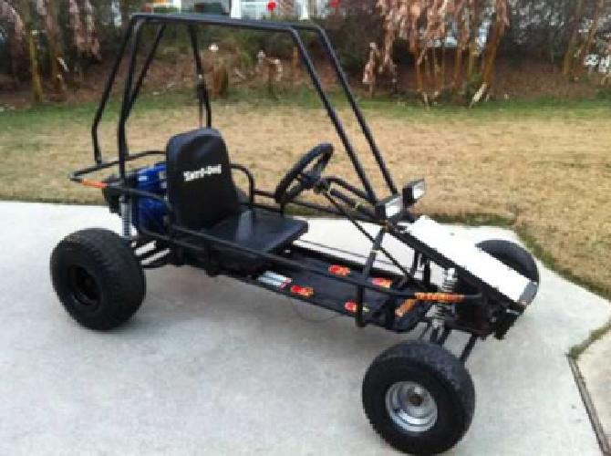 Yerf Dog  Seater Go Kart   Hp