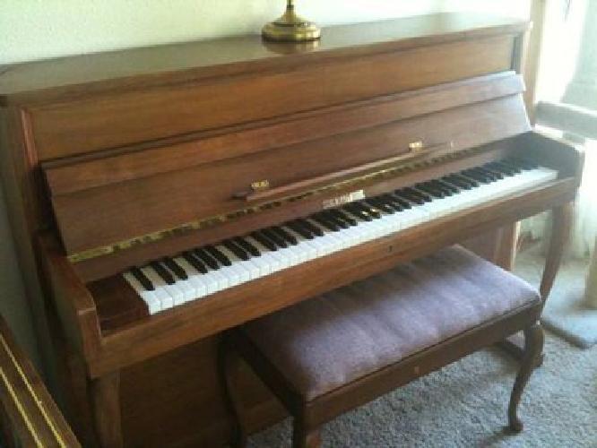1960 Piano For Sale $457 Upright Piano 1960's