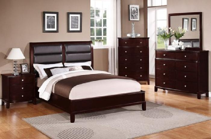 $459.99 Modern Elegant Queen Bedroom Set