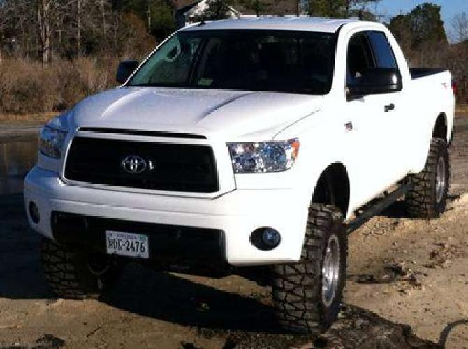 45 000 2012 toyota tundra rock warrior pro comp edition for sale in wicomico virginia. Black Bedroom Furniture Sets. Home Design Ideas