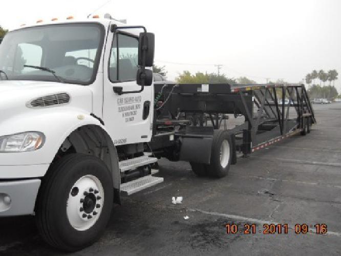 45 000 Obo 2004 Freightliner M2 Business Class 2009 Kaufman