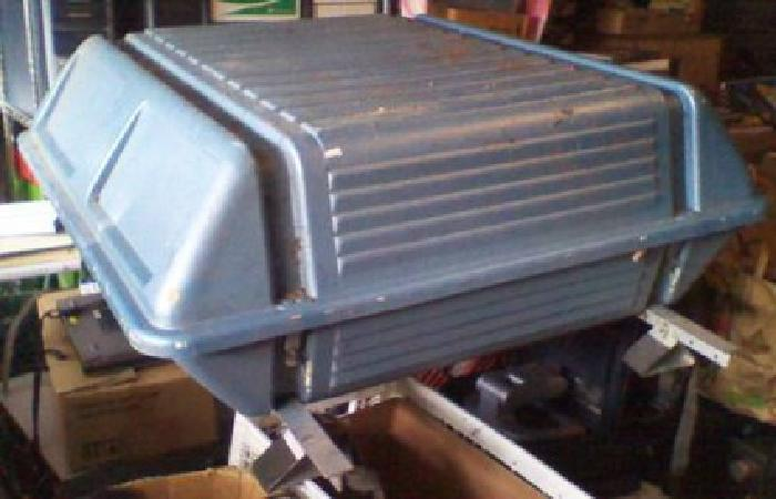 1600 Cartop Cargo Carrier Box Car Roof Top Hardshell Boxes