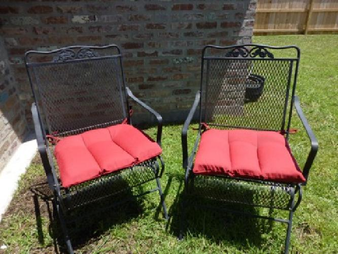 45 Outdoor Chairs Rocking Chairs Metal For Sale In Baton Rouge Louisiana Classified