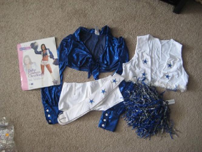 45 Sexy Dallas Cowboy Cheerleader Halloween Costumes For Sale In