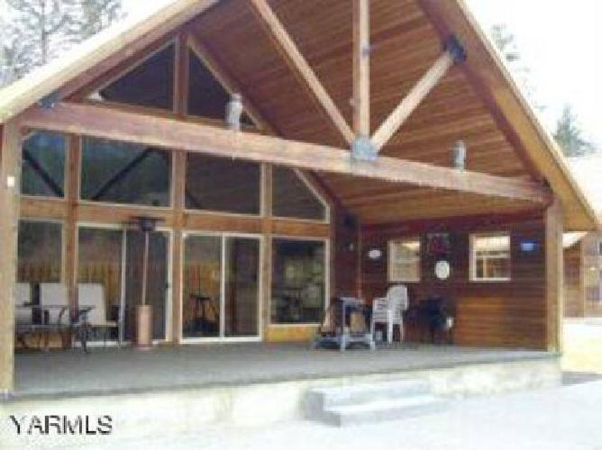 $469,000 All Seasons Vacation Home! Naches, WA