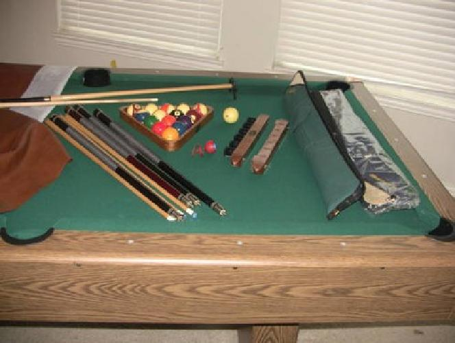 Olio Professional Series FtPool Table For Sale In Tomball - Olio pool table
