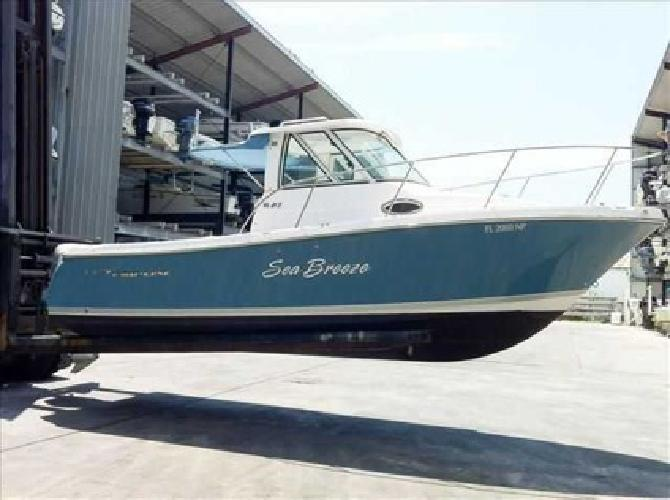 47 000 2008 pro line 23 pilot house xp for sale in north for Pilot house fishing boats