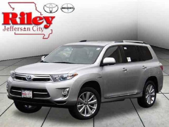 47 495 2013 toyota highlander hybrid limited for sale in jefferson city missouri classified. Black Bedroom Furniture Sets. Home Design Ideas