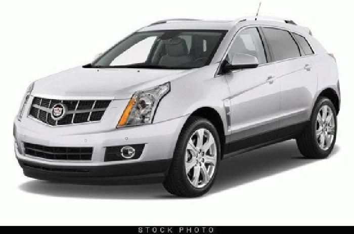 $47,877 2012 Cadillac SRX PERFORMANCE