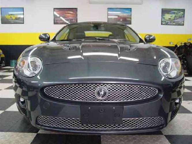 $47,900 Used 2007 Jaguar XK 2dr Convertible XKR Convertible, 26,502 miles