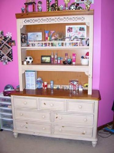 $495 Complete Girls Bedroom Set With Sligh Bed