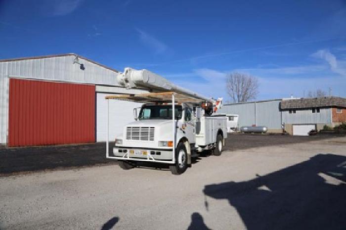 $49,500 Altec L42M-E48 2002 Chevy C8500 4x2 Bucket Truck