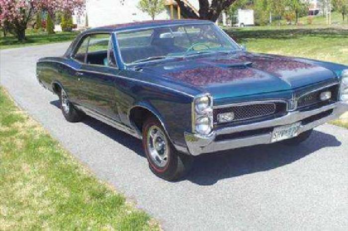 $49,800 1967 Pontiac Gto
