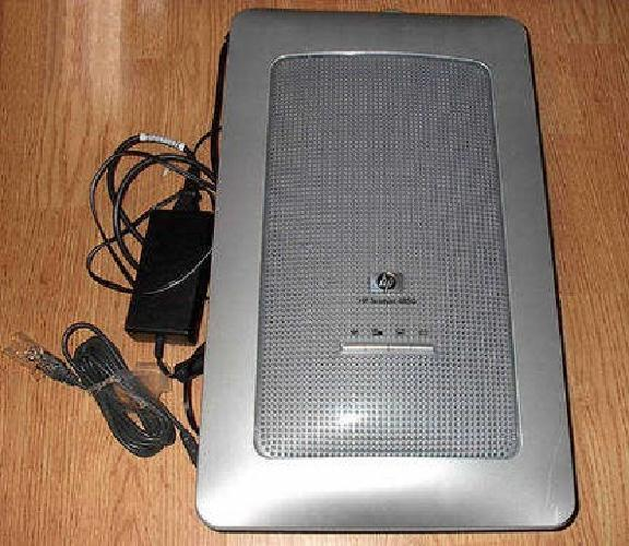 $49 HP Scanjet 4850 FLATBED SCANNER With Power Supplier, Manual, USB