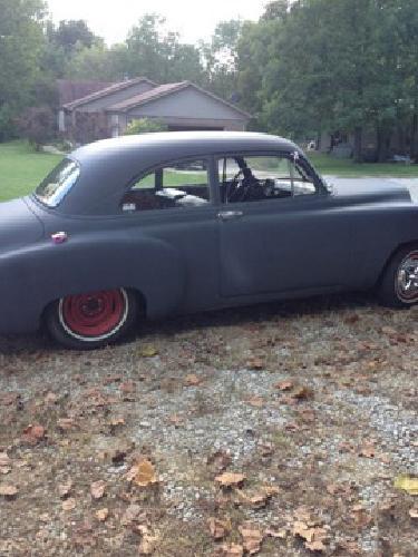 $4,000 1950 Chevrolet Styleline Deluxe Coupe