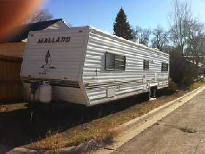 4 000 1991 35 39 Fleetwood Mallard For Sale In Rapid City