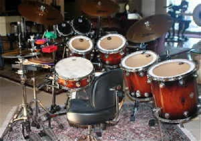 4000 DW 6 Piece Drum Set
