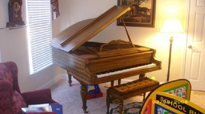 4 000 Kimball 5 8 Quot Parlor Grand Piano For Sale In Canton