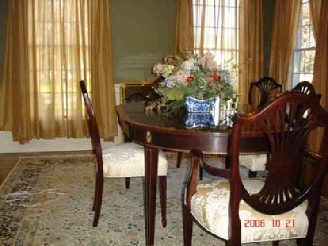 Stickley Dining Room Furniture For Sale Good Sam