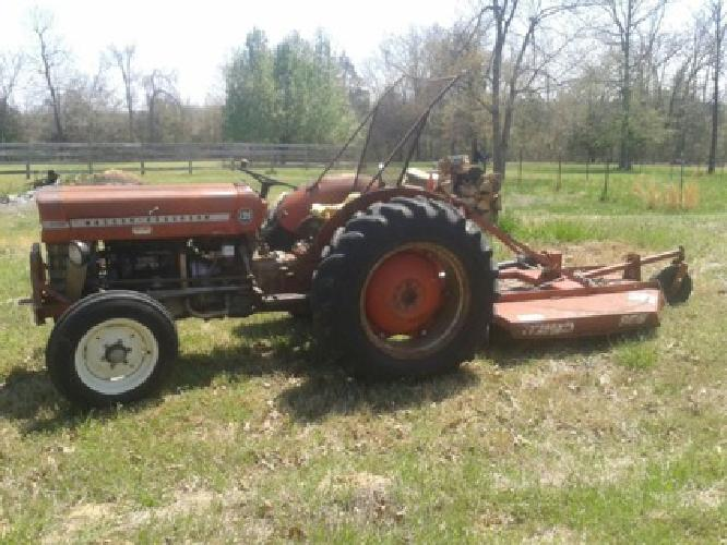 $4,000 Tractor