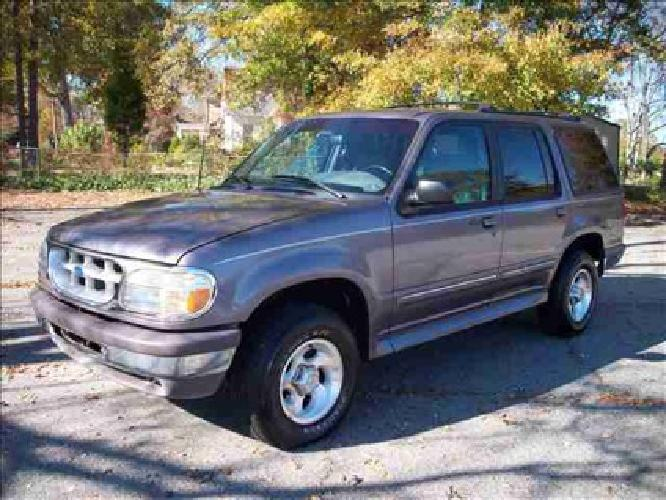 $4,095 Used 1997 Ford Explorer for sale.