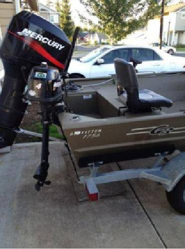 4 199 Mercury 50 Hp Jet Outboard Vancouver For Sale In