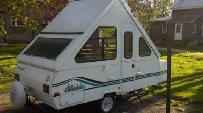 4 200 03 chalet pop up camper for sale in saint cloud minnesota classified - Chalet kamer ...