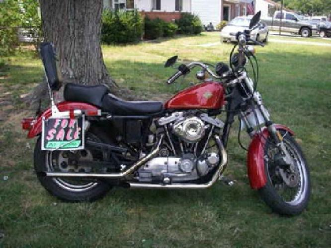 1981 Harley Wiring Diagram - Wiring Diagrams List on