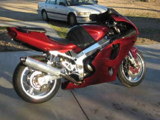 4 200 1999 kawasaki ninja 750 zx7r for sale in victorville california classified. Black Bedroom Furniture Sets. Home Design Ideas