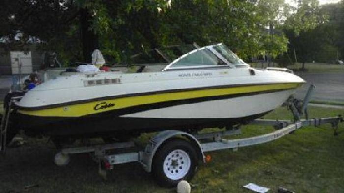 $4,200 Cobia Bowrider 18.5 Fs/Ft (King of Prussia)