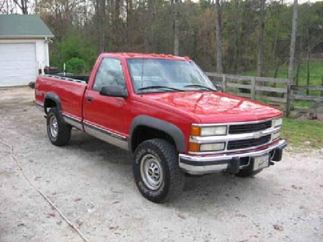4 250 1995 chevy 3500 hd 4x4 diesel truck for sale in lula georgia classified. Black Bedroom Furniture Sets. Home Design Ideas