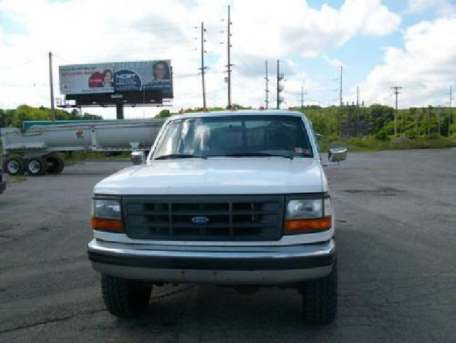 $4,295 1997 Ford F250 4x4 Pickup Truck