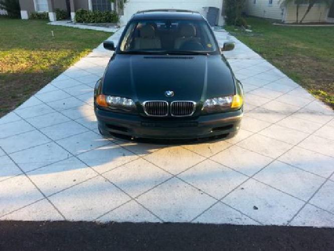 $4,400 2001 BMW 330i