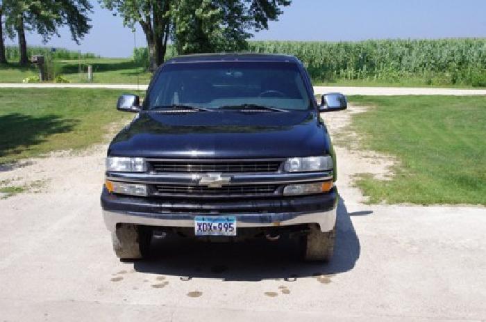 $4,400 OBO 2002 Chevy Silverado