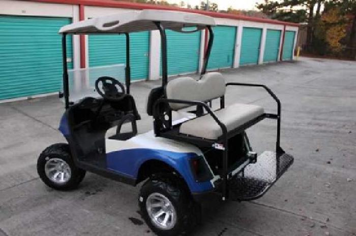 $4,450 2009 EZGO RXV Golf Cart- LIFTED! (Peachtree City) for
